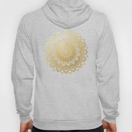 Pleasure Gold Hoody