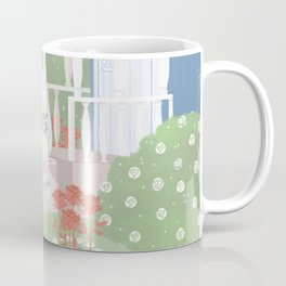 Spring in Moominvalley Coffee Mug