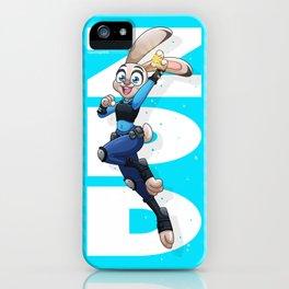 Judy Hopps iPhone Case