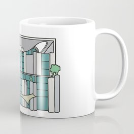 Chancellery in Berlin Coffee Mug