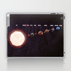 Low Poly Space Laptop & iPad Skin