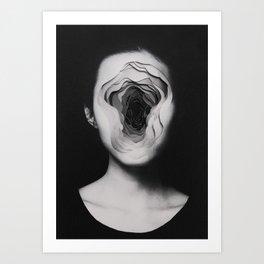 Incursive (2017) Art Print
