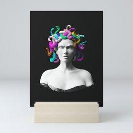 Pop Medusa Mini Art Print