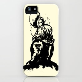 Cosette iPhone Case