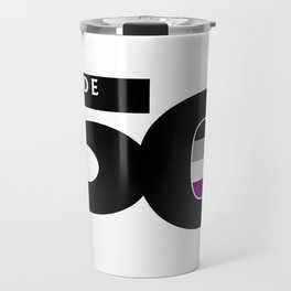 50 Pride Asexual Pride Flag Travel Mug