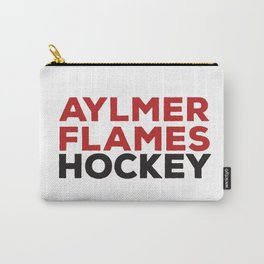 Aylmer Flames Hockey Carry-All Pouch