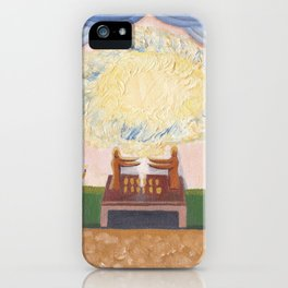 Ark of the Covenant iPhone Case
