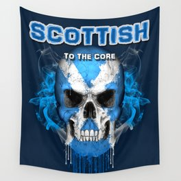 To The Core Collection: Scotland Wall Tapestry