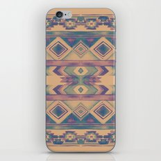Southwest Pattern - Pale Pink iPhone & iPod Skin