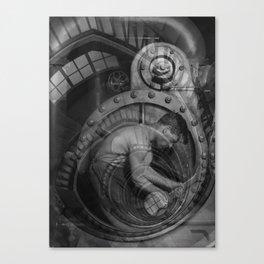 Synchronicity Canvas Print