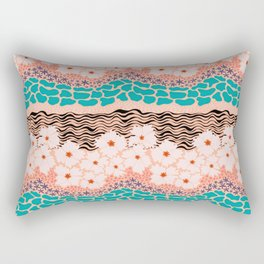 Garden Flow Rectangular Pillow
