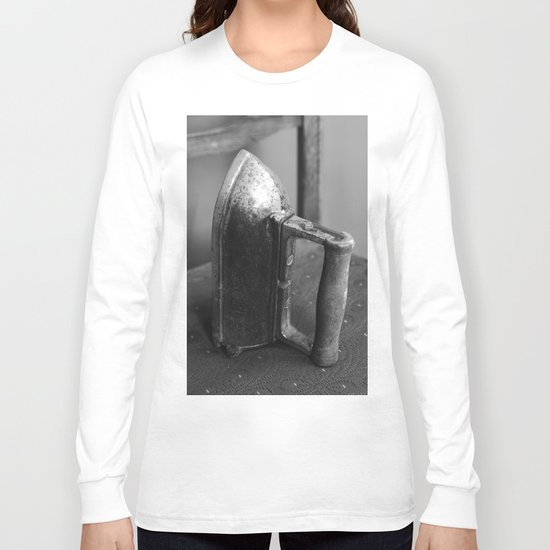iron Long Sleeve T-shirt