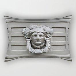 Door Knocker  Rectangular Pillow
