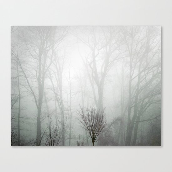 Forest Lullaby Canvas Print