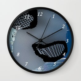 7 th Continent Wall Clock