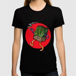 Retarded weed T-shirt