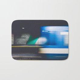Montreal Subway | Métro de Montréal Bath Mat
