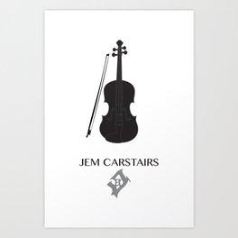 Jem Art Print