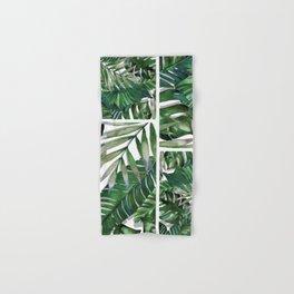green garden Hand & Bath Towel