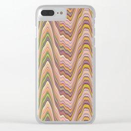 Fade A01 Clear iPhone Case