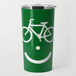 Bike Lane :) Travel Mug