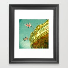 A Love Affair Rekindled Framed Art Print