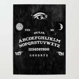 Black Ouija Poster