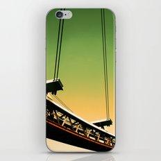 The Tranporter 1 iPhone & iPod Skin