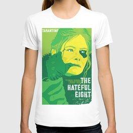 Quentin Tarantino's Plot Movers :: The Hateful Eight T-shirt
