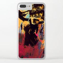 Boi de Canga Clear iPhone Case