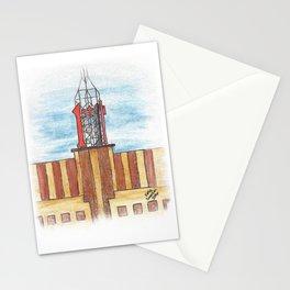 """First"" - St. Paul landmark Stationery Cards"