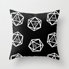 Crit Throw Pillow