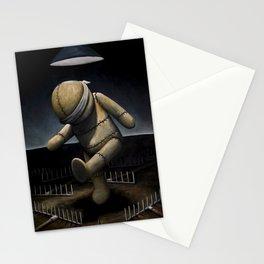 Rake Dancer Stationery Cards