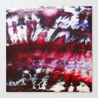 rebel Canvas Prints featuring REBEL by ..........