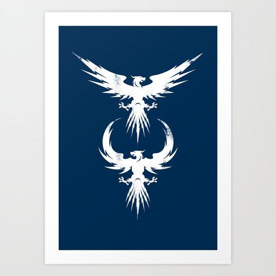 thunderbirds Art Print