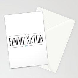 Femme Nation Stationery Cards