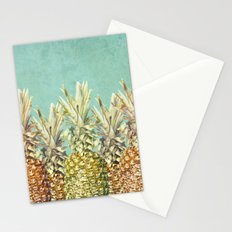 Pineapple Paradise Stationery Cards