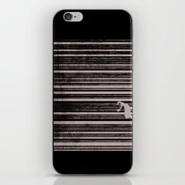 To scan a forest. iPhone Skin