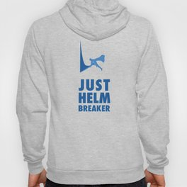 JUST HELM BREAKER BLUE Hoody