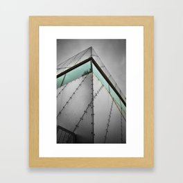 Imperial War Museum North - Salford Quays Framed Art Print