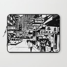 Hong Kong Laptop Sleeve