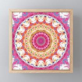 Mandalas of Forgiveness & Release 3 Framed Mini Art Print