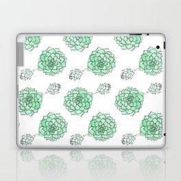 PATTERN II Succulent Life Laptop & iPad Skin