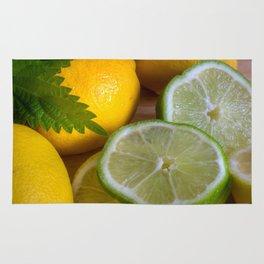 Lemons & Limes Rug