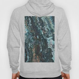 Grungy Marble Stone Hoody