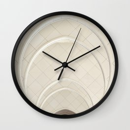 Grand Mosque Arches Wall Clock