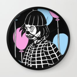 Evil Clown/Evil Klown Wall Clock