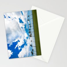 Somewhere in Paradise Stationery Cards