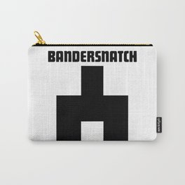 Black Mirror Bandersnatch Carry-All Pouch