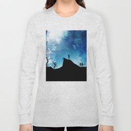 Dante's Inferno: Circle of Treachery Long Sleeve T-shirt